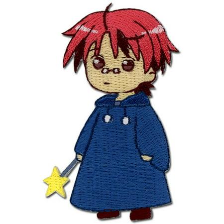 Patch - Negima - New Chibi Negi Iron On Gifts Toys Anime Licensed ge7207 (Chibi Halloween Anime)