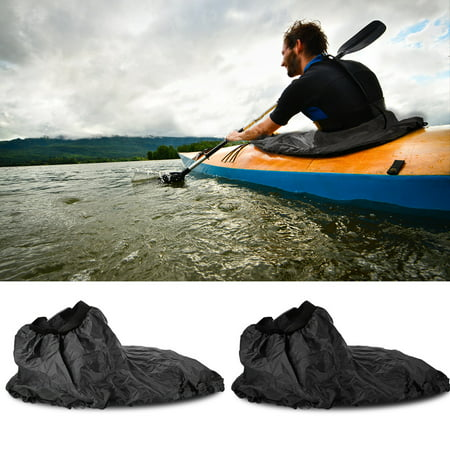 Universal Adjustable Nylon Kayak Spray Skirt Waterproof Cover Water Sports Accessory,Kayak Spray Skirt, Kayak Accessory - Nylon Spray Skirt