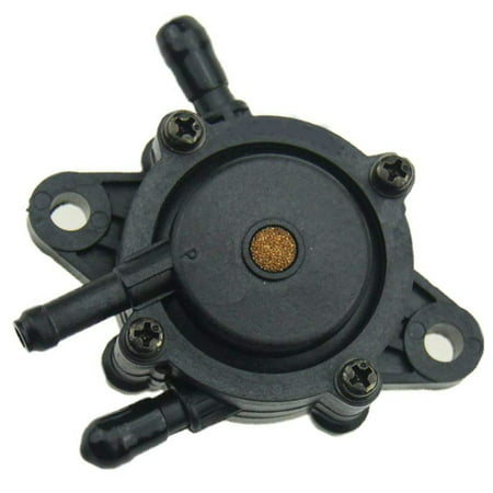 Fuel Pump Compatible with Briggs & Stratton 808656 Replaces # 691034 808281 692313 557033 ()