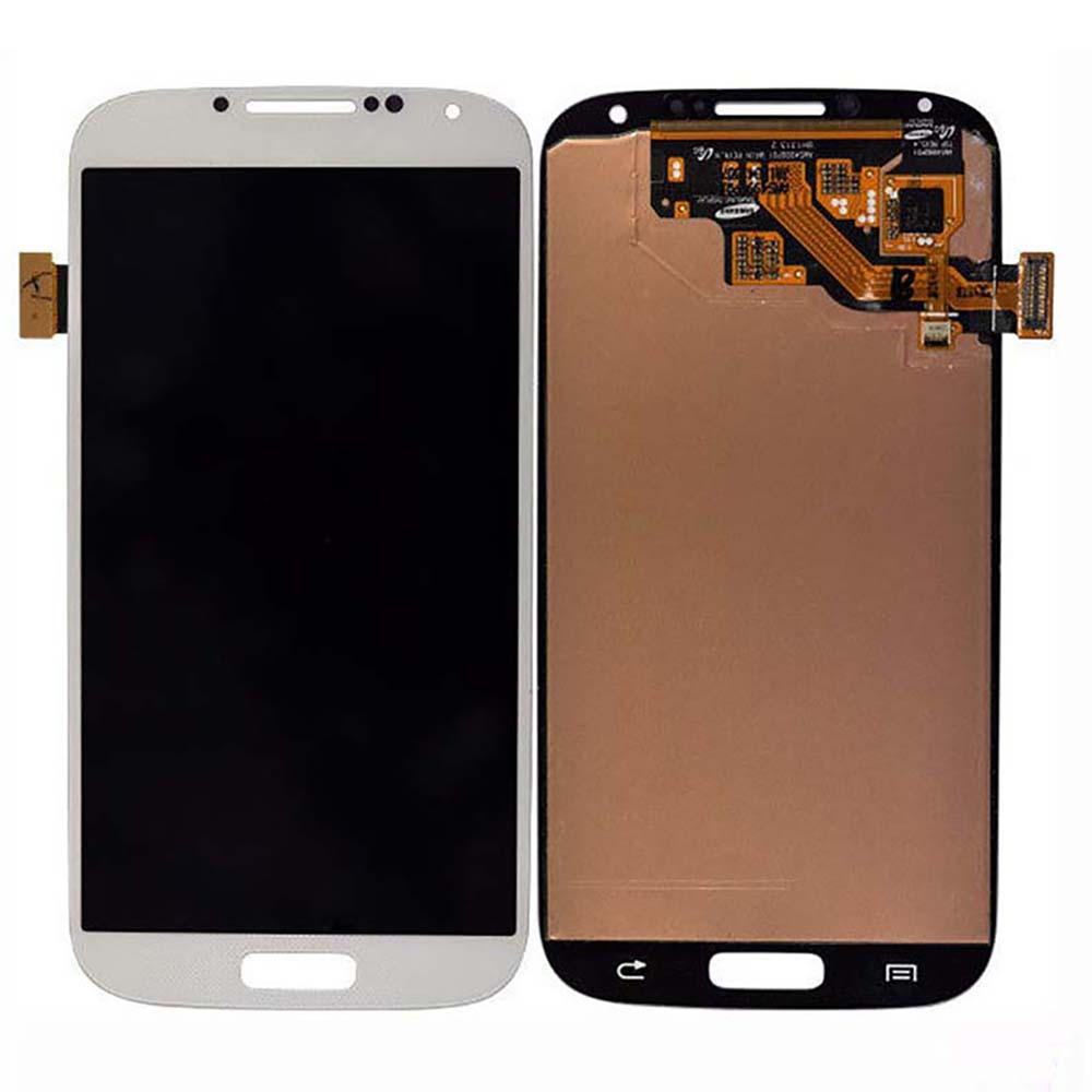 Group Vertical® White Frost LCD & Digitizer Assembly for ...
