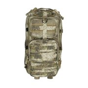 Small MOLLE Assault Pack, Tactical Backpack, A-TACS
