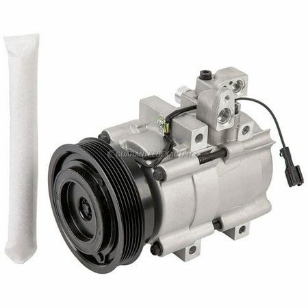 AC Compressor w/ A/C Drier For Hyundai Santa Fe