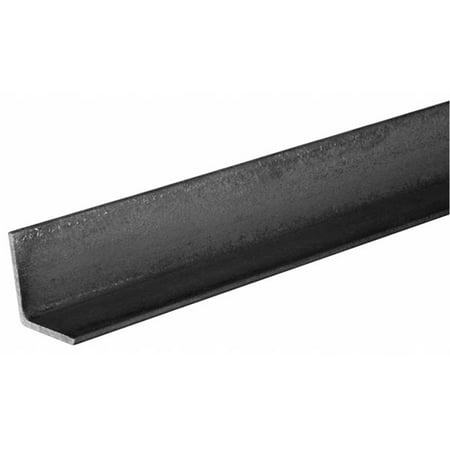 1-.25in. X 72in. Angle Bar Zinc   - Pack of 5 - image 1 of 1