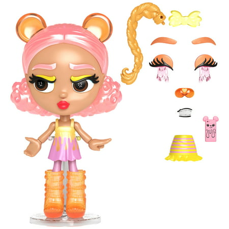 Lotta Looks Cookie Swirl Candy Cub Doll