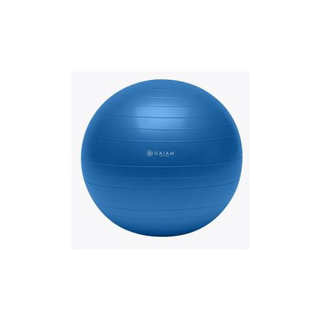 Gaiam Total Body 75cm Balance Ball Kit