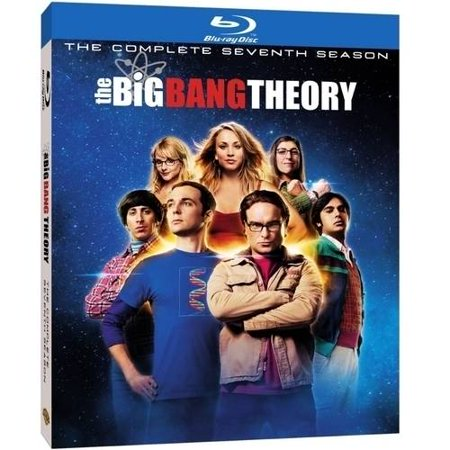 The Big Bang Theory  The Complete Seventh Season  Blu Ray   Widescreen