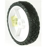 Maxpower 335080 8 in x 1.75 in Plastic Lawn Mower Wheel