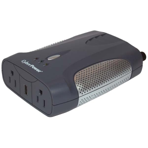 CyberPower DC to AC Mobile Power Inverter - 400W - 12V DC