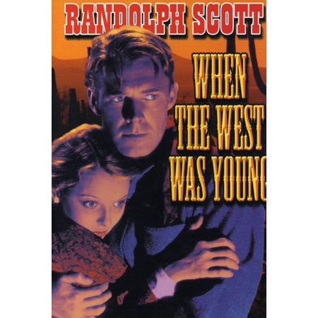 When the West Was Young Aka Heritage of the Desert (DVD) (When Was Halloween Established)