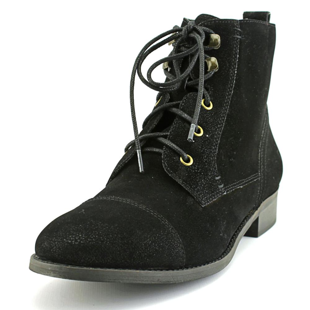 Chelsea Crew Tribute Women  Round Toe Suede  Ankle Boot