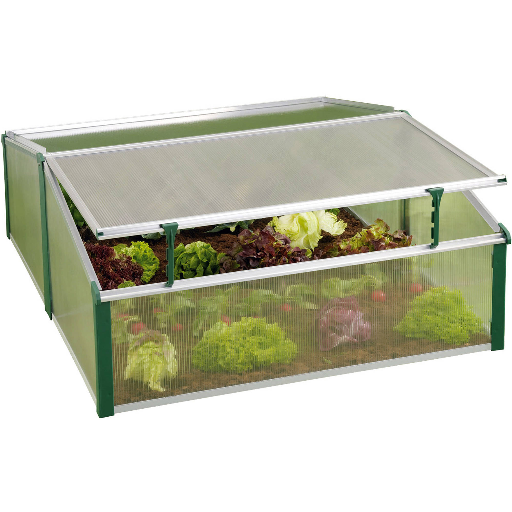 Easy-Fix Double Cold Frame