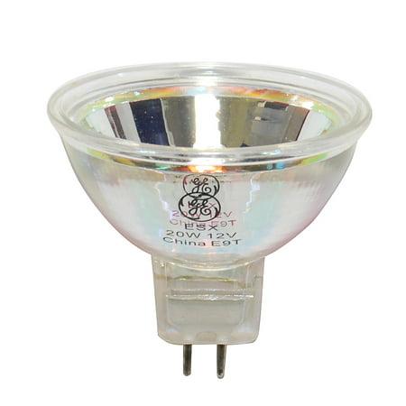 GE 20w 12v ESX MR16 Spot Halogen ProLine Light Bulb
