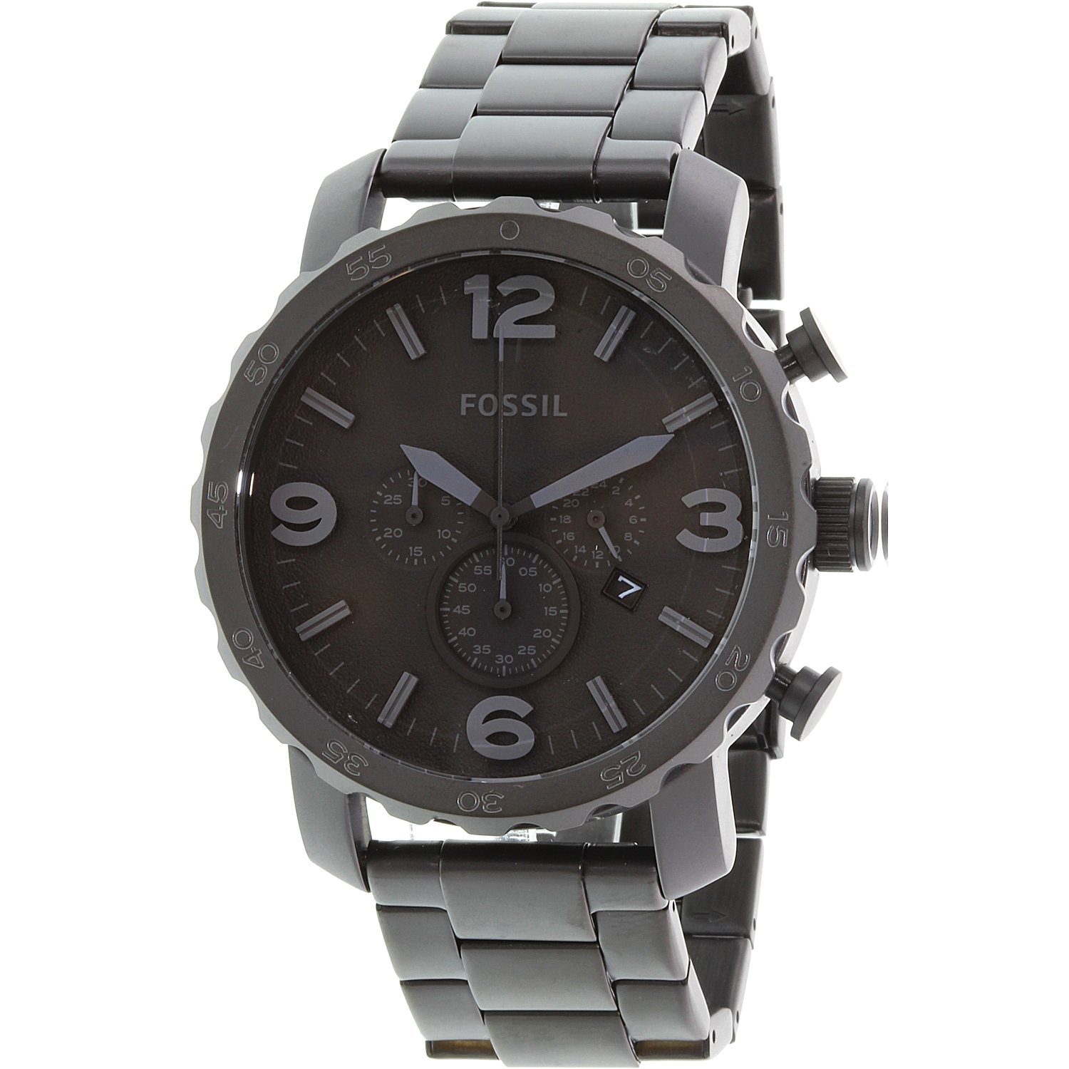 Fossil Nate Chronograph Men's Watch, JR1401