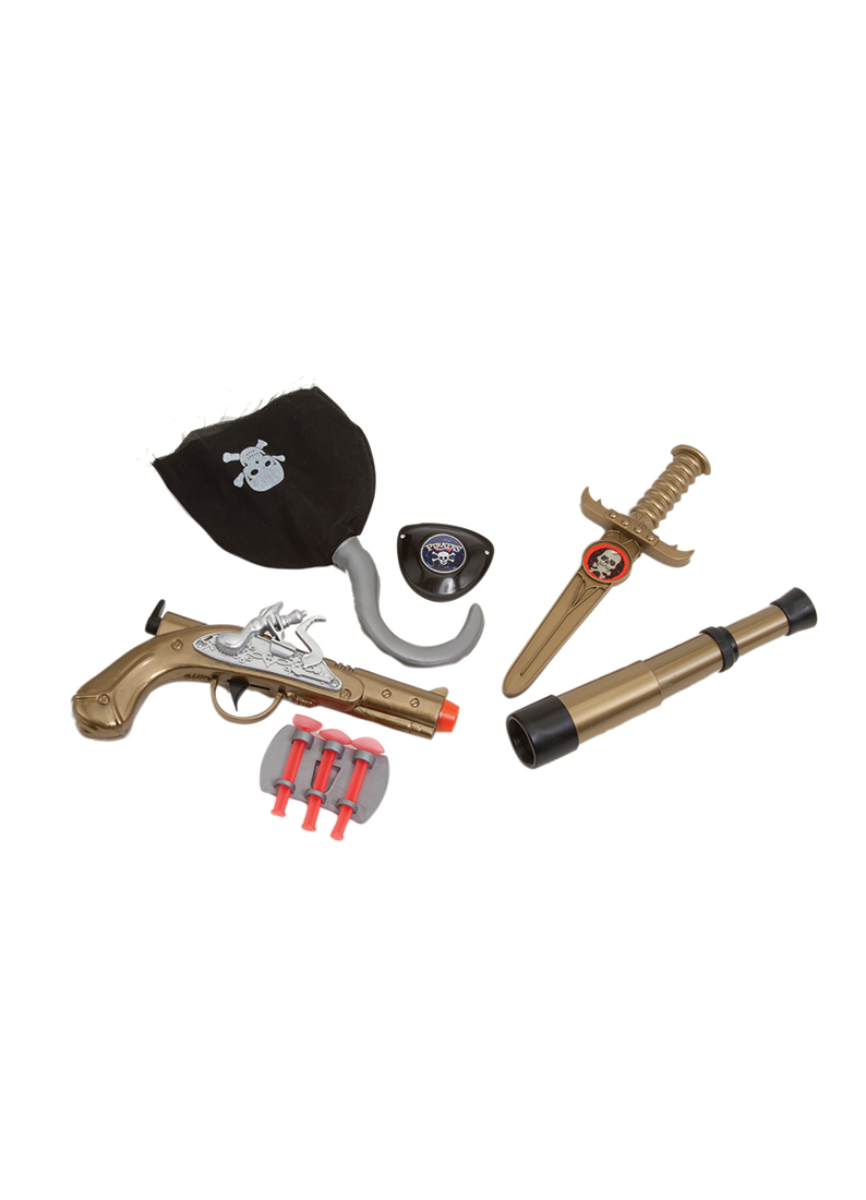 Pirate Play Set by Jacobson Hat 25984 by Jacobson Hat