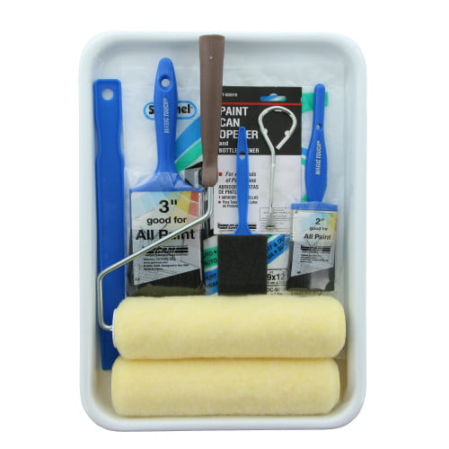 9 Inch Paint Roller Frame Pack of 3 Body-N-Home PAINT-ROLL-FRAME