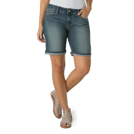 Women's Modern Bermuda Shorts (Cut Off Bermuda Shorts)