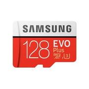 Samsung MicroSDXC Class 10 128GB EVO Plus Memory Card
