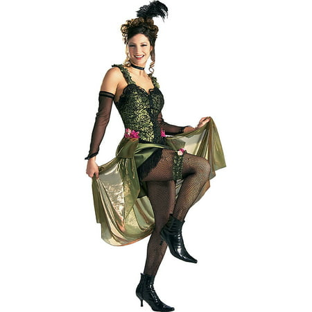 Adult Saloon Girl Costume Rubies 56134, Small