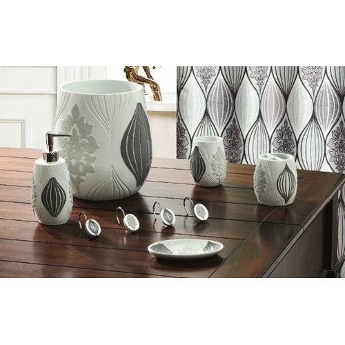 Daniels Bath 5-Piece Bathroom Accessory Set by