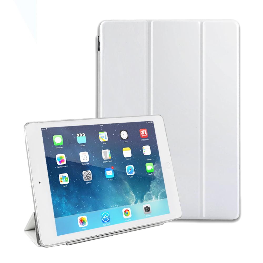 Smart Cover Case For Apple iPad Mini 1/iPad Mini 2/iPad Mini 3 Shell Ultra Slim PU Leather Magnetic Automatic Wake-UP Sleep + freeStylus/Clean Cloth/screen Protector