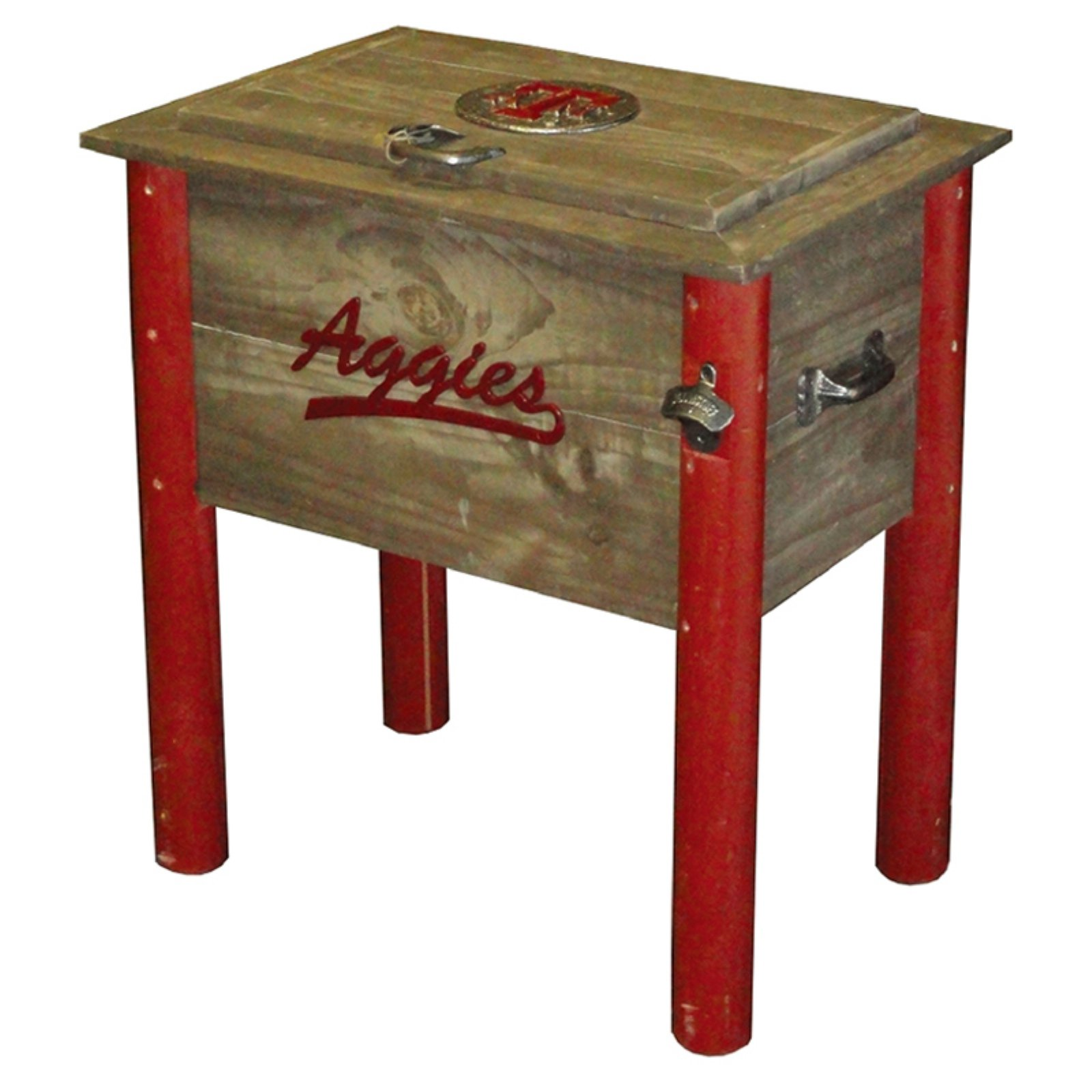 "Leigh Country 54 Qt. Texas A & M ""Aggies"" Cooler"