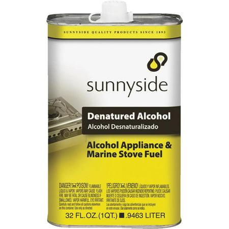 Sunnyside 83432 1 qt  Denatured Alcohol