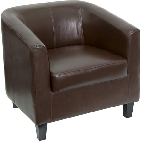 Flash Furniture Leather Office Reception Waiting Room Chair