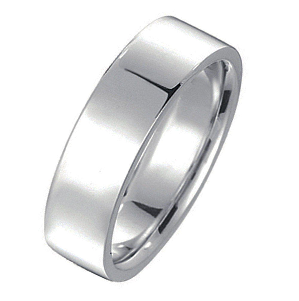 9 14 Women Ring Size Gemini His /& Her Groom /& Bride Plain Flat Court Comfort Fit Matching Wedding Engagement Titanium Rings Set 6mm /& 4mm Width Men Ring Size