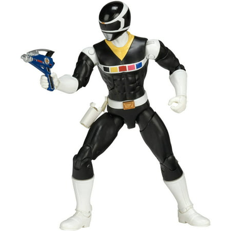 Power Rangers Legacy Mighty Morphin Movie Black