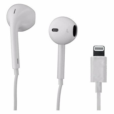Apple Earpods Headset w/ Lightning Connector iPhone X 8 7 MMTN2AM/A