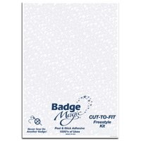 Badge Magic Kit Cut-to-Fit Freestyle 8.5x12