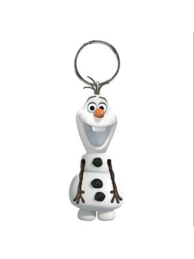 Disney's PVC Figural Key Ring: Olaf