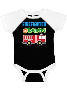 e6761a7e0 Product Image Future Firefighter Kids Fireman Infant Creeper