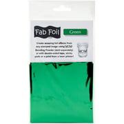 "WOW! Fab Foil 4""X28""-Green"