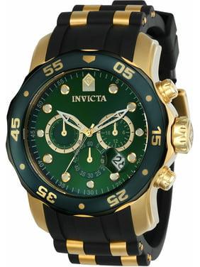 Invicta Men's Pro Diver 17886 Black Rubber Swiss Quartz Fashion Watch