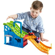 Little People Wheelies Race and Chase Carrier
