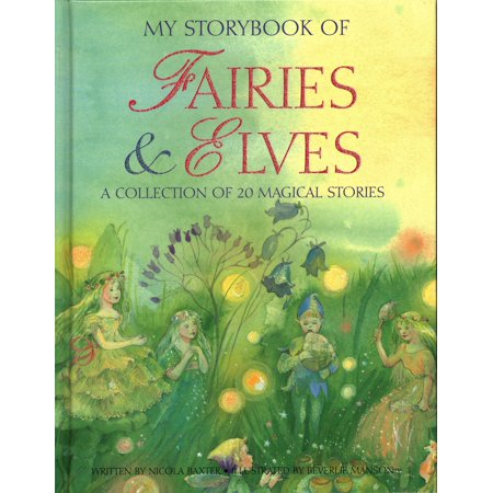 My Storybook of Fairies & Elves: A Collection of 20 Magical Stories (Hardcover)