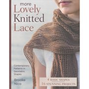 Lark Books More Lovely Knitted Lace