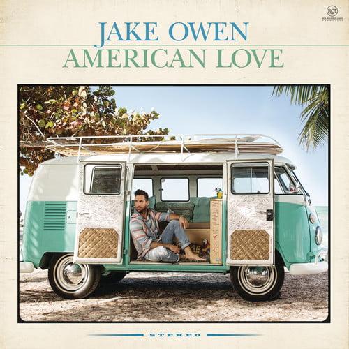 Jake Owen - American Love (CD)
