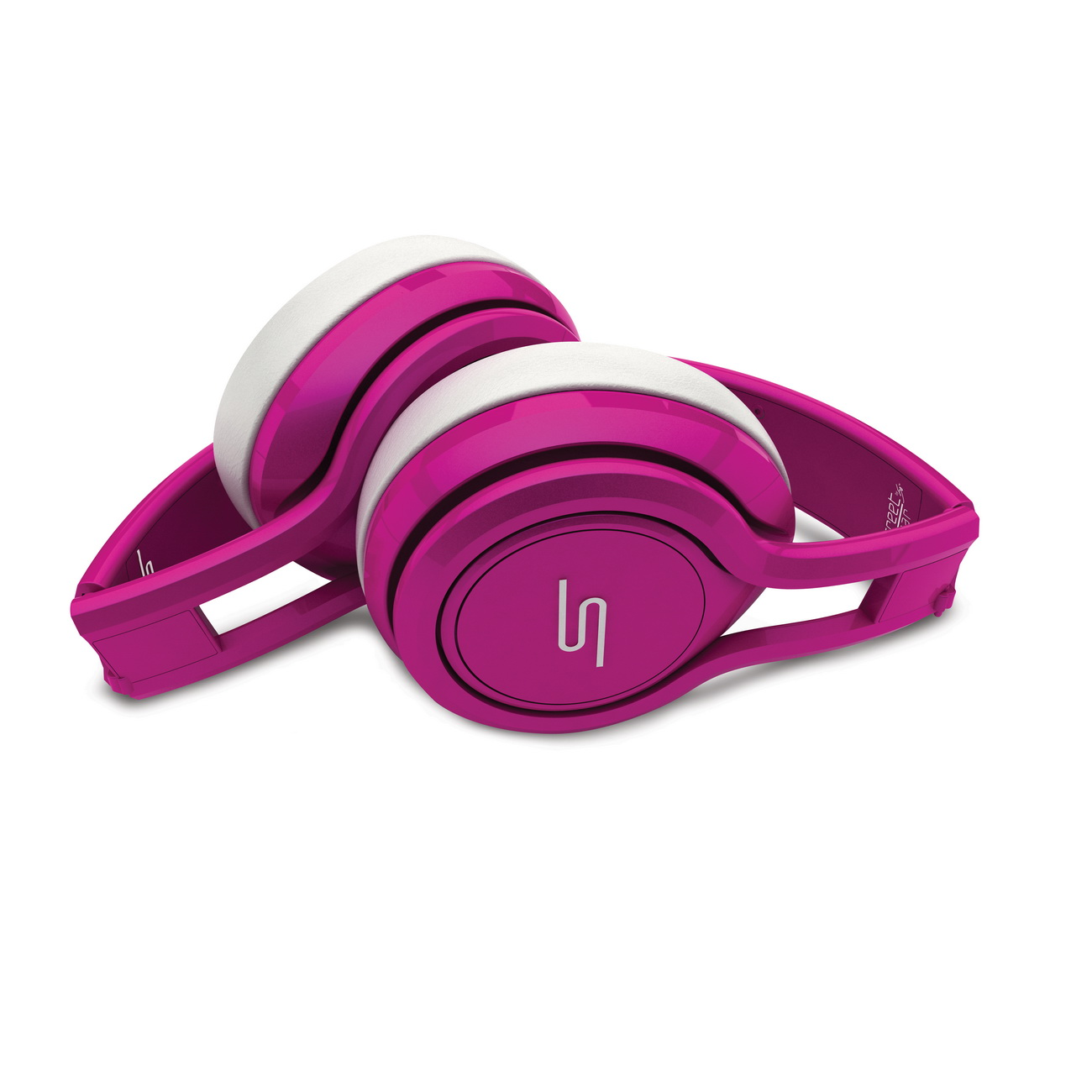 Sms Audio SMS-ONWD-PNK Street By 50 On-ear Wired Pink