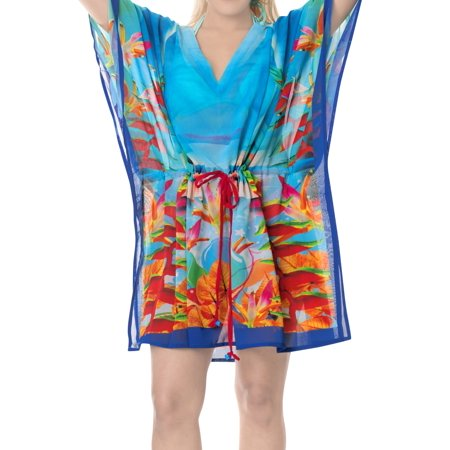 Swimsuit Swimwear Cover ups Bathing Suit For WOMEN Hawaii Miami Resortwear Dress](Hawaiian Suit)