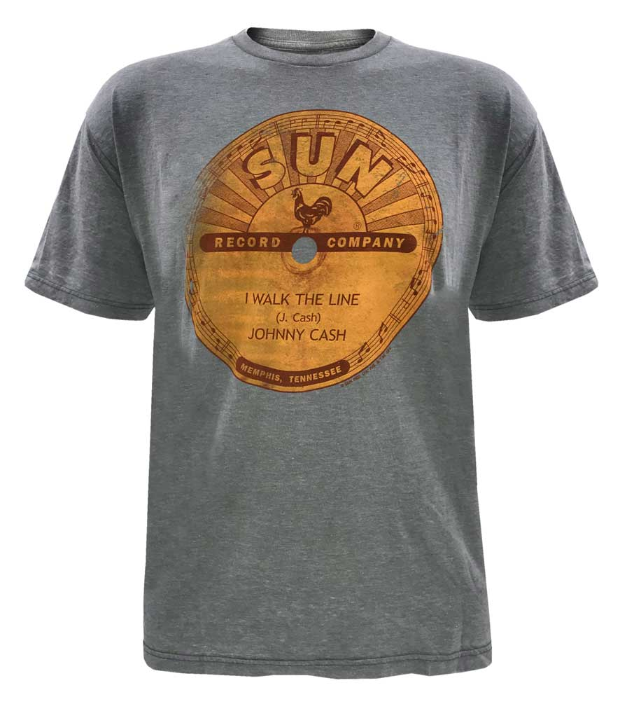 Sun Records GUITAR PICK Licensed Adult Dickies Work Shirt All Sizes