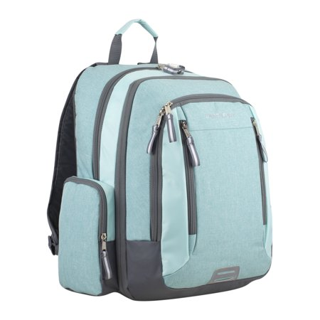 Eastsport Spacious XL Expansion Backpack, Mint