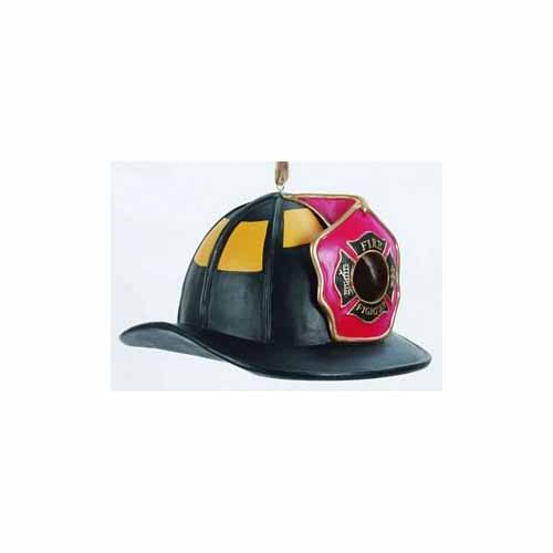 Fire Hat Birdhouse by Spoontiques 10293 by Spoontiques