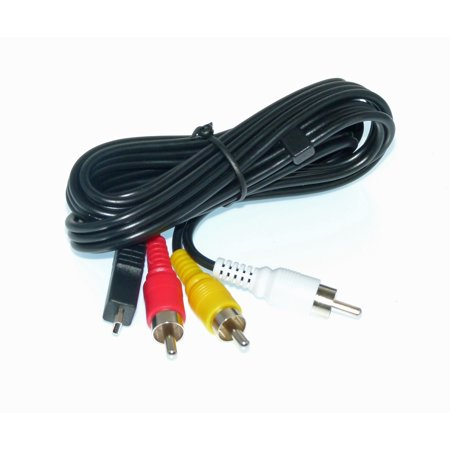 OEM Samsung Audio Video AV – CBF Cable – NOT A Generic – Originally Shipped With: HMXF90WN, HMX-F90WN, HMXF900WN