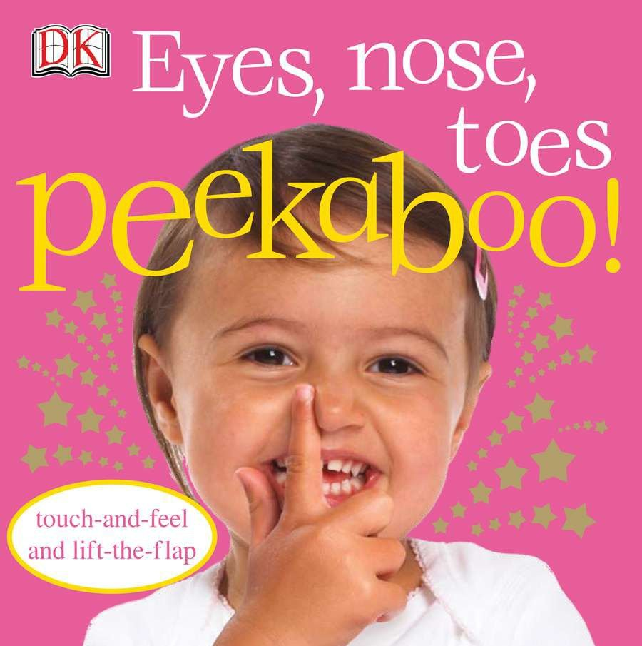 Eyes Nose Toes (Board Book)