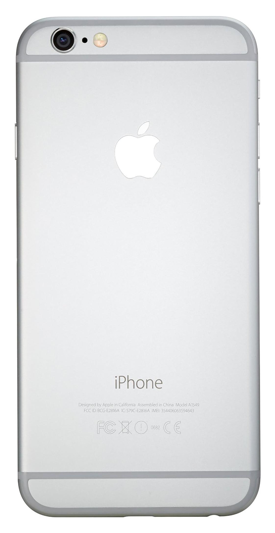 Refurbished Apple iPhone 6 Plus 16GB, Silver - Unlocked GSM