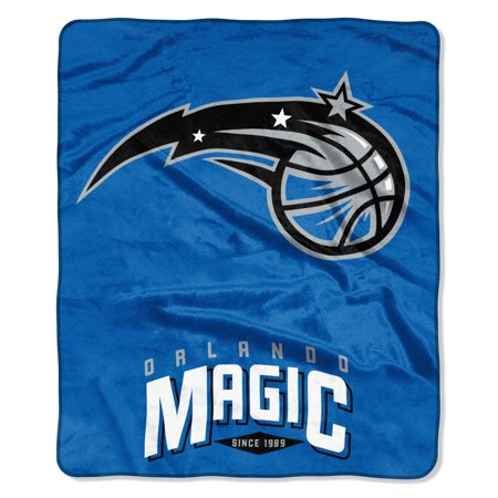 "Orlando Magic The Northwest Company 50"" x 60"" Arc Raschel Throw Blanket - No Size"