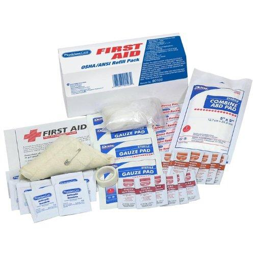 Physicianscare Ansi First Aid Refill Pack - 50 X Piece[s] (ACM90103)