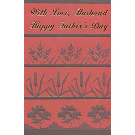 With Love Husband Happy Fathers Day F5 Cover With Love